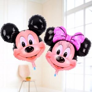 Mickey & Minnie Mouse Foil Balloon, Party Decor 🌸